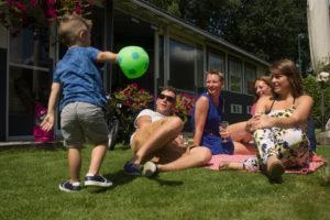 Met het gezin